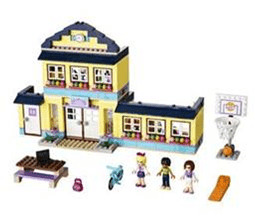 LegoHeartlake