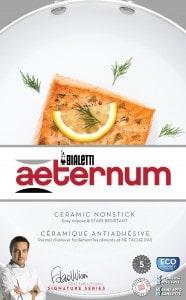 07207 Bialetti Aeternum Evolution 10.25 Inch Saute