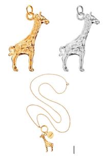 Giraffe three images