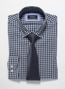 The Esquire Shirt & Tie Collection