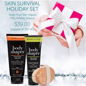 BioElixia Skin Survival Holiday Set
