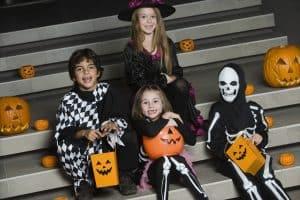 healthy halloween, trick or treat healthy snacks