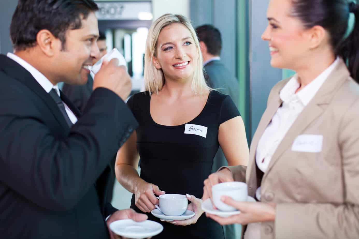 business networking, professional networking, networking ice breakers
