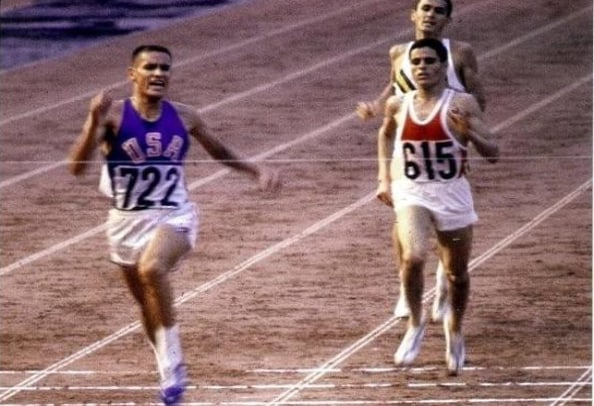 """This """"Columbus Day"""" – Remember the Inspiring Story of Native American Runner Billy Mills"""