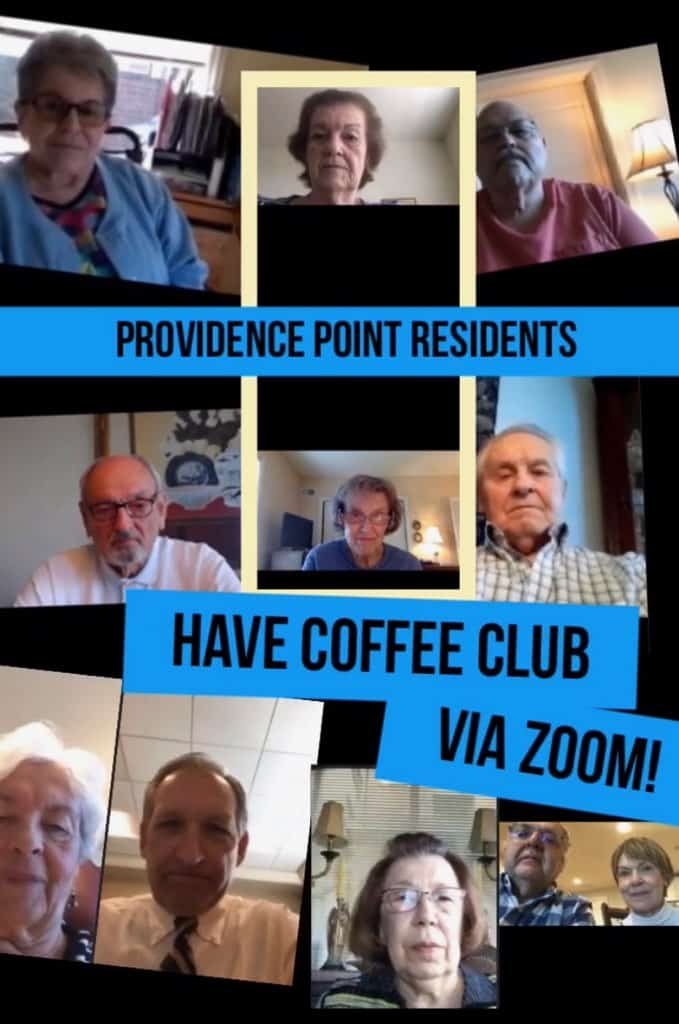 19 Things Learned at Providence Point During Covid-19 Stay-At-Home Order