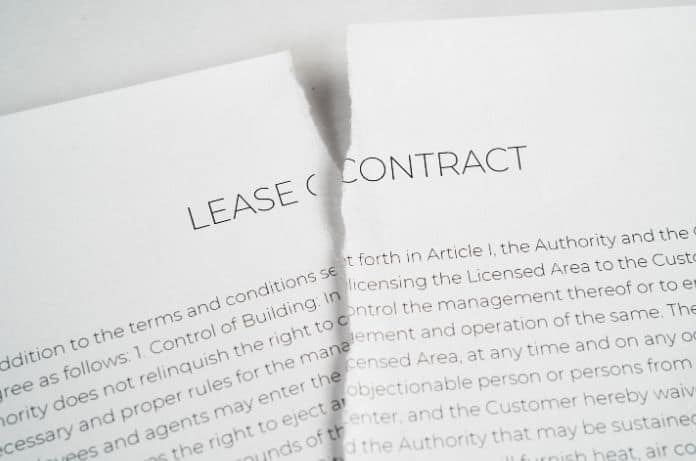 Steps to Take If You Have to Break Your Lease