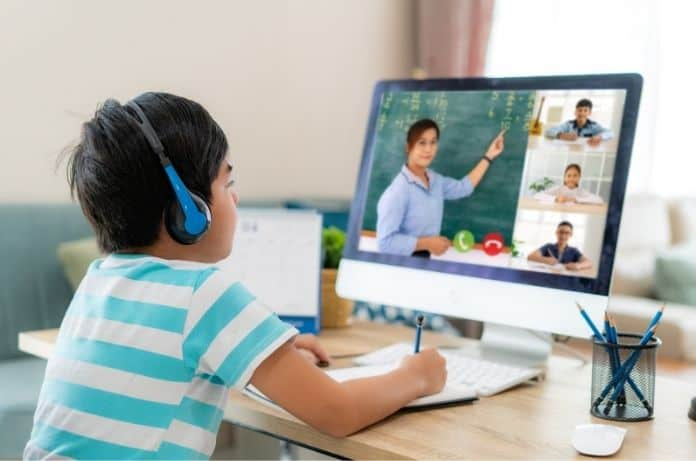 How To Set up a Learning Area at Home