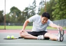 Essential Stretches To Do Before Playing Tennis