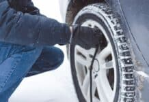 Taking Care of Your Car's Tires During Winter