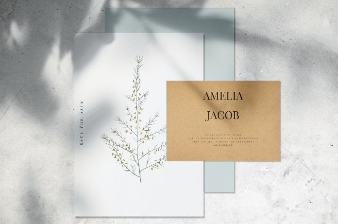 The Top Design Trends for Wedding Invitations