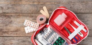 What Items Should Be in a First Aid Kit