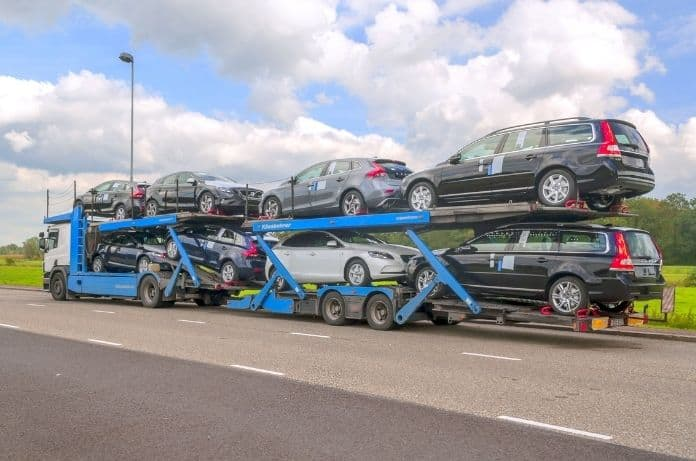 Top Tips for Shipping a Non-Running Car